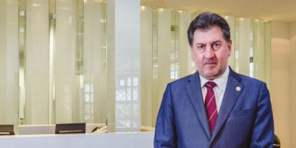 Antonio López – Presidente de Grupo Hotusa