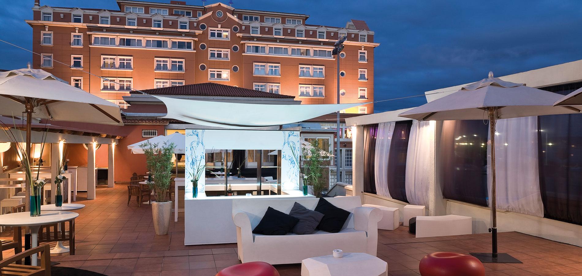 HotelHesperiaFinisterreHeader