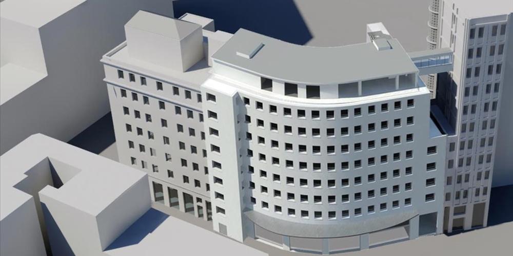 Catalonia Hotels & Resorts construye un nuevo establecimiento en Milán