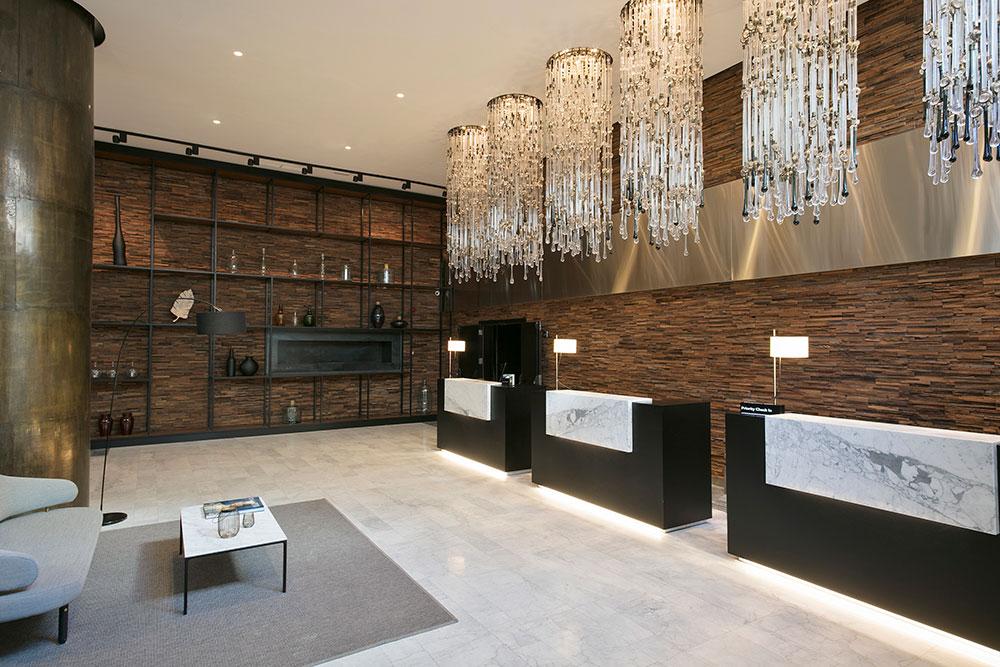 EL HOTEL MELIA MADRID PRINCESA CULMINA SU REFORMA Y MODERNIZA SUS INSTALACIONES Y SERVICIOS