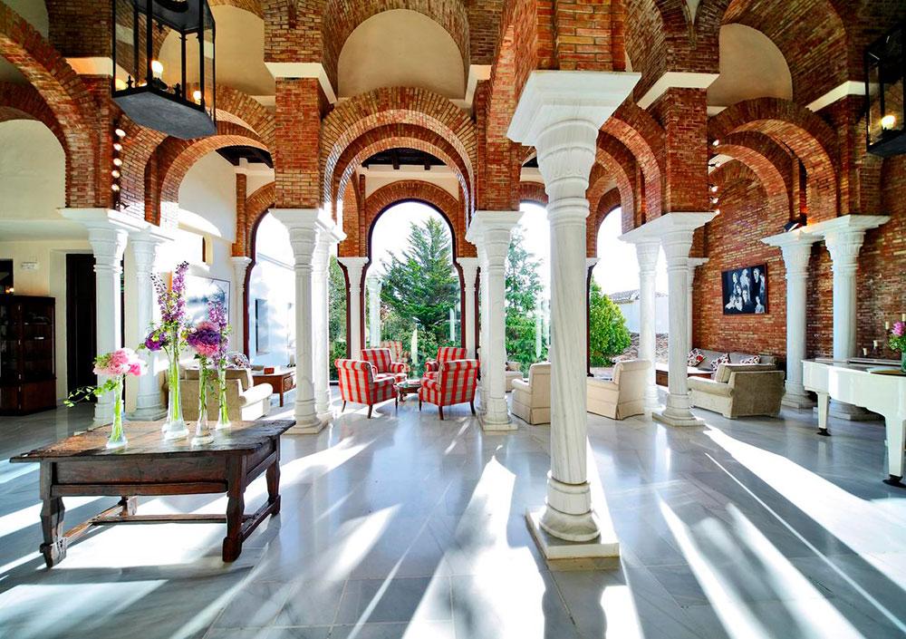 LA BOBADILLA, A ROYAL HIDEAWAY HOTEL, UNO DE LOS MEJORES HOTELES DE LUJO DE ESPAÑA