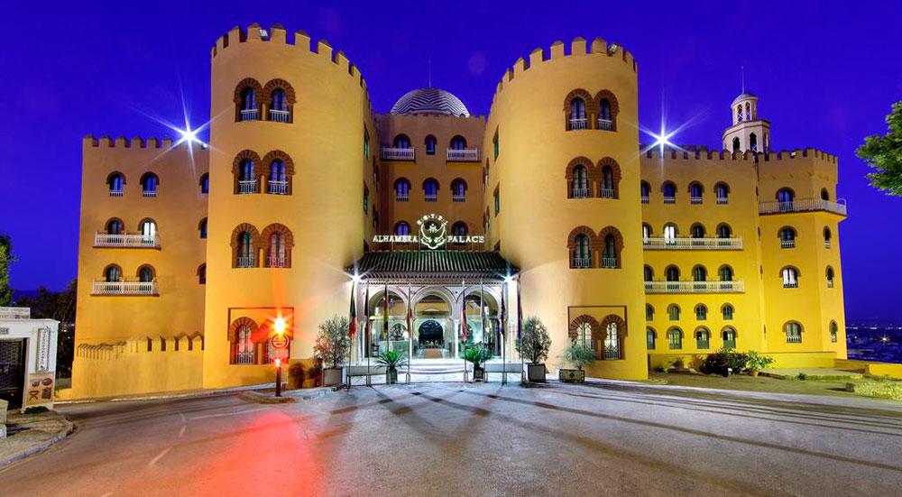EL HOTEL ALHAMBRA PALACE LOGRA REDUCIR AL 50% SU IMPACTO MEDIOAMBIENTAL