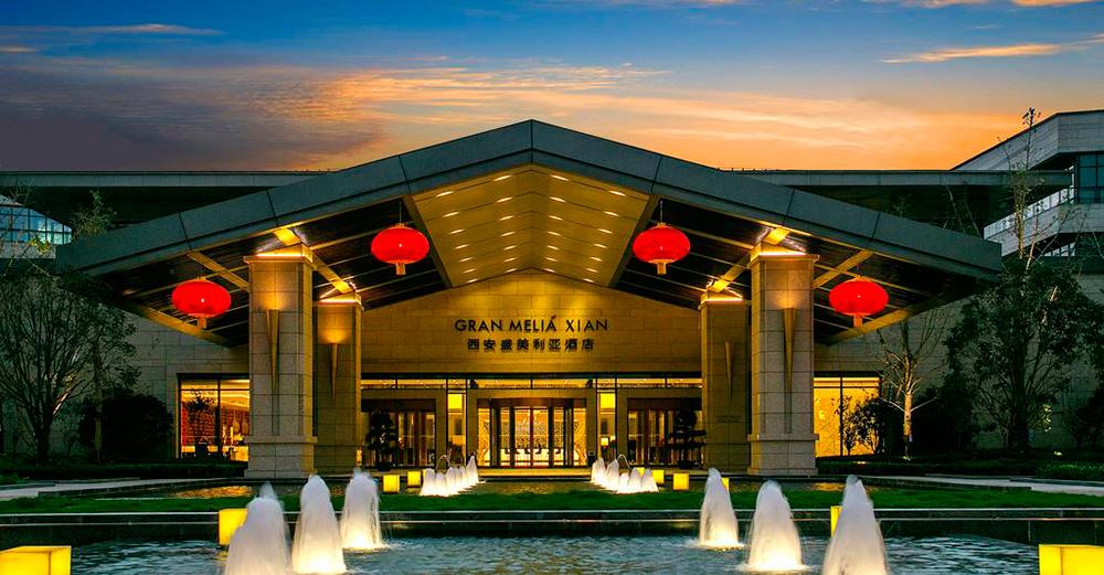 EL HOTEL MELIÁ XIAN SE CONVIERTE EN PUENTE CULTURAL Y EMBAJADOR GASTRONÓMICO DE ESPAÑA EN CHINA