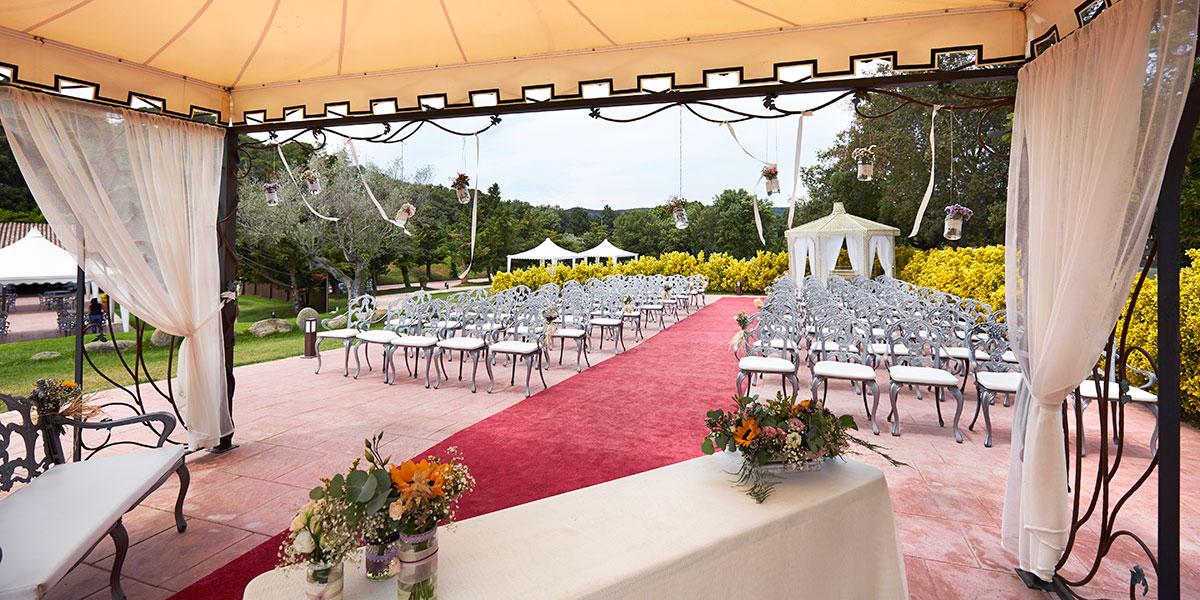 SALLÉS HOTEL & SPA MAS TAPIOLAS 4*s CONSIGUE EL PREMIO WEDDING AWARDS 2018