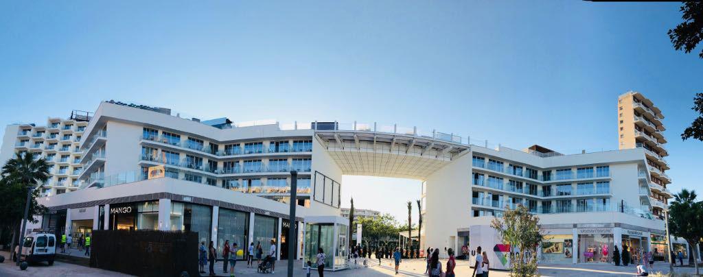HOTEL CALVIÁ BEACH THE PLAZA (MAGALUF): EL HOTEL MÁS INNOVADOR DE MALLORCA ABRE SUS PUERTAS EL 1 DE JULIO CON UNA ORIGINAL PROPUESTA QUE INTEGRA TRES HOTELES EN UNO