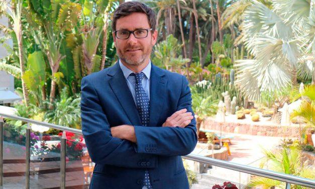 Pablo González-Haba, Director financiero de Seaside Hotels en Canarias