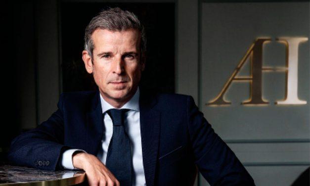 Albert Olivé, CEO de Axel Hotels