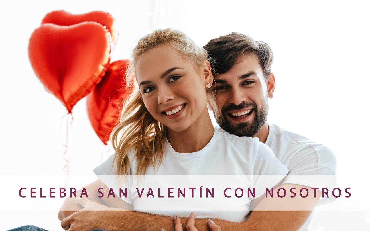 El Hotel Miguel Angel celebra San Valentín