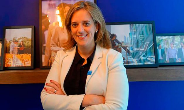 Helena Membrillera, directora de ventas y marketing – Hyatt Centric Gran Via Madrid
