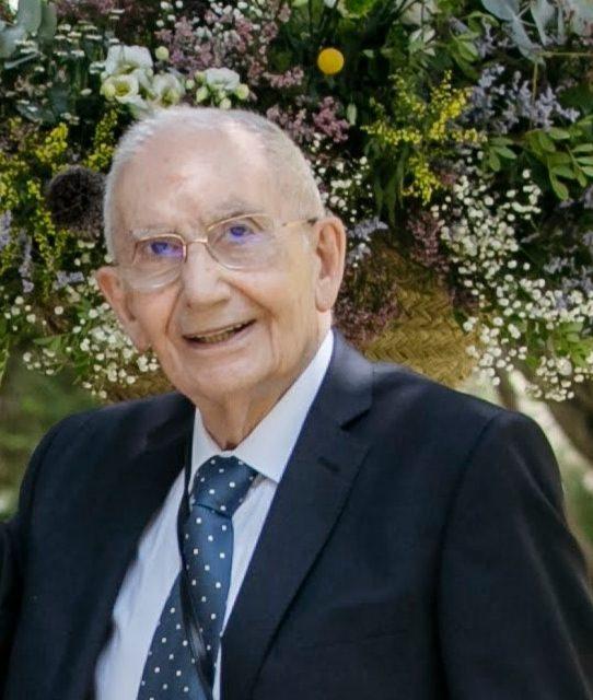 Último adiós a Félix Francisco Martí Olivares, fundador de Resuinsa