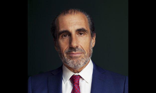 Carlos Calero, director general y CEO de Vincci Hoteles