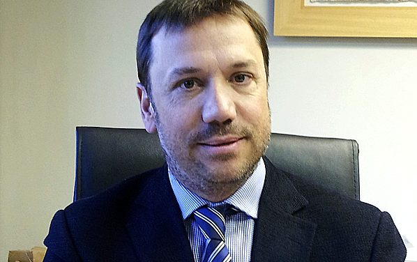Enrique Escofet, director general Crowne Plaza Barcelona Fira Center