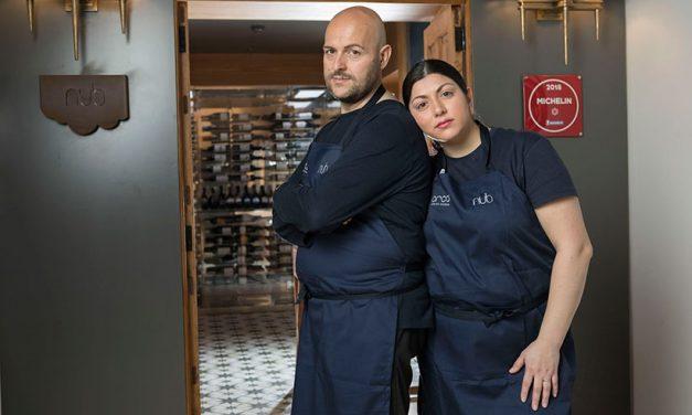 El restaurante Nub, con una Estrella Michelin inicia una nueva etapa en Bahía del Duque