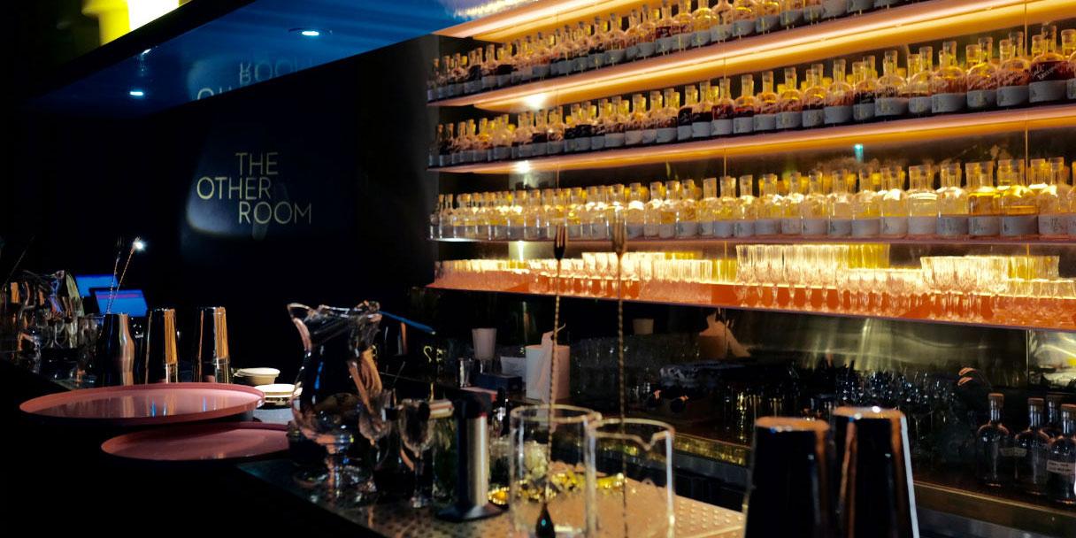 El estudio LaGranja Design diseña la coctelería del Hotel Marriot en Singapur