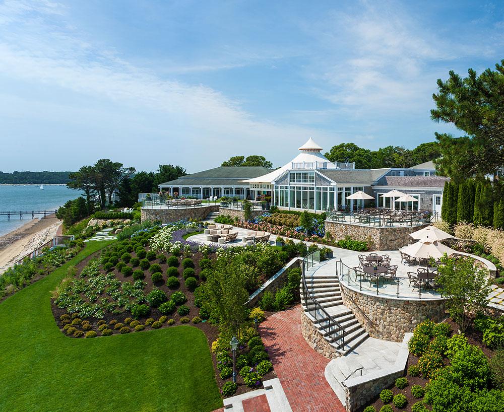 Wequassett Resort, lujo y calidad en el Cabo Cod