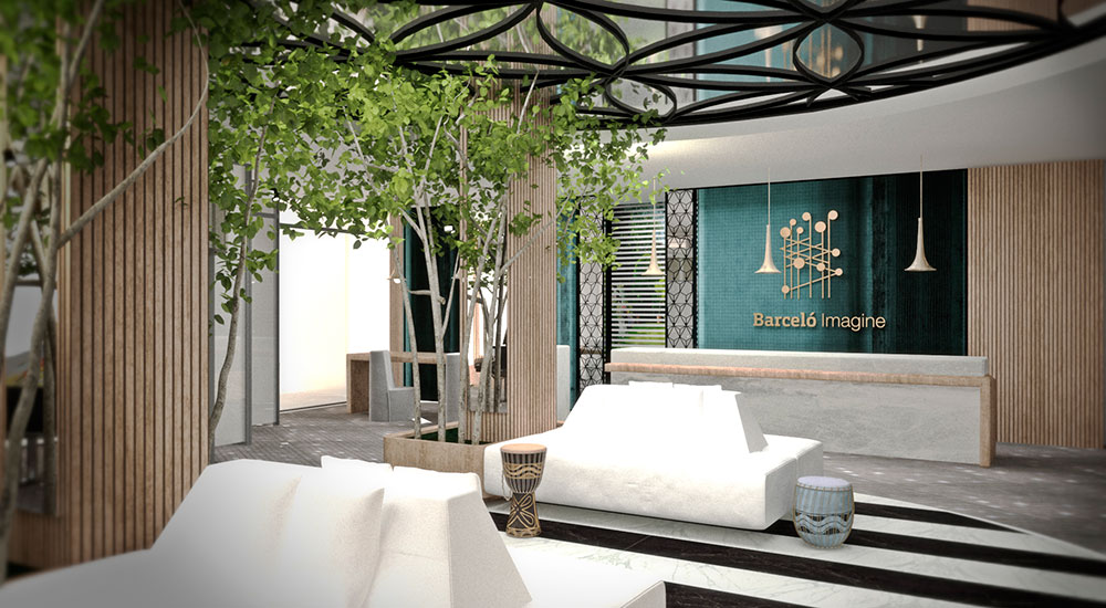 BARCELÓ HOTEL GROUP ABRE SU PRIMER HOTEL MUSICAL EN MADRID JUNTO AL GRUPO KISS MEDIA: BARCELÓ IMAGINE
