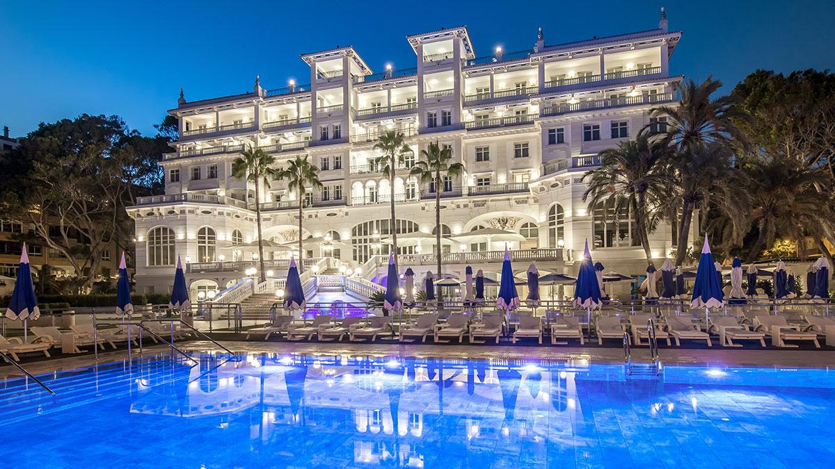GRAN HOTEL MIRAMAR 5*, FINALISTA EN LOS SPAIN LUXURY HOTEL AWARDS 2018