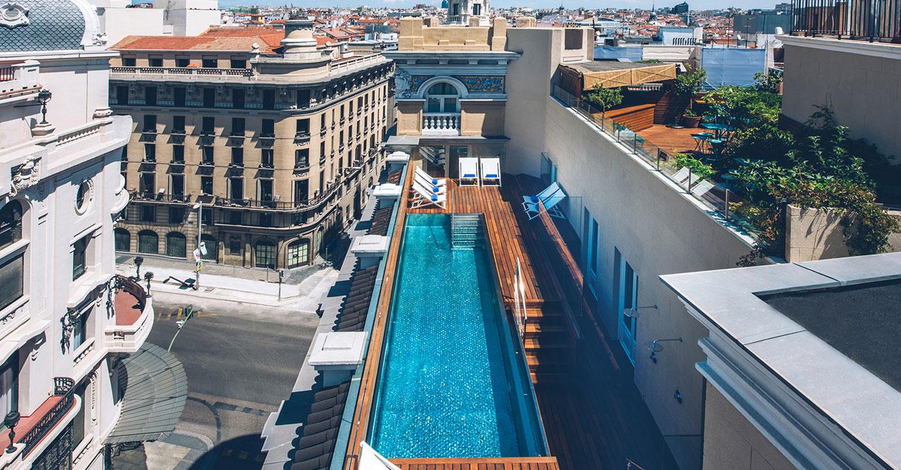 NUEVO OASIS EN EL CENTRO DE MADRID
