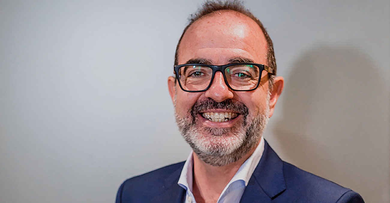 """Entrevista a Jordi Daban, director general de Daguisa Hotels """"La gastronomía es una pieza fundamental en el engranaje de la oferta de nuestra cadena hotelera"""""""