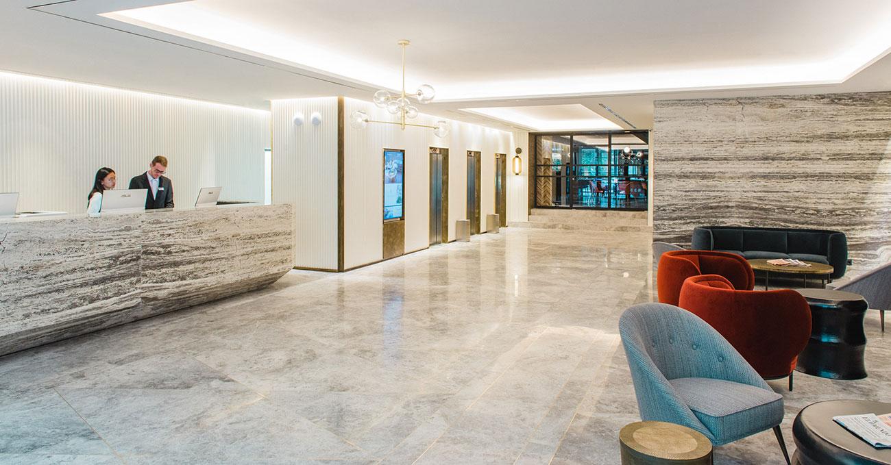 EL NUEVO 'GALLERY HOTEL' REABRE SUS PUERTAS CON OCUPACIÓN MÁXIMA Y COINCIDIENDO CON EL MWC