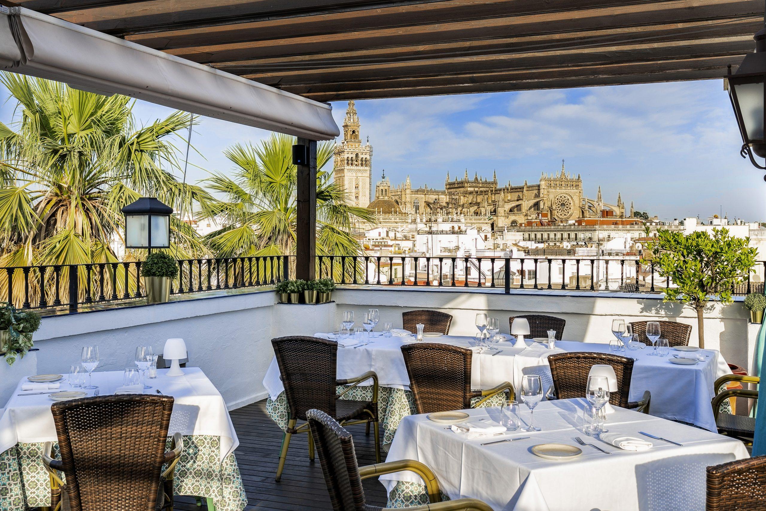Las terrazas también son para el invierno en Vincci Hoteles