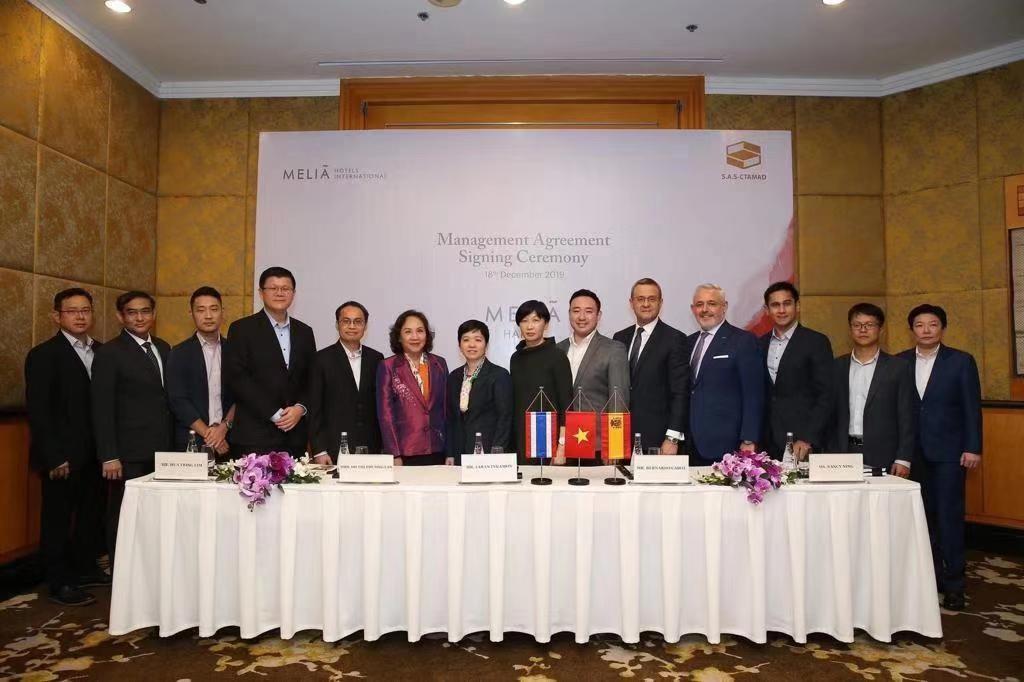Meliá Hotels International celebra el 20 aniversario de Meliá Hanoi, renovando la gestión del hotel y su apuesta por Vietnam