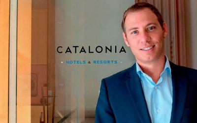 Federico Holzmann, Director de Expansión – Catalonia Hotels & Resorts