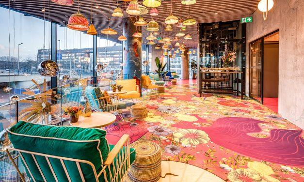 Hotel nhow Amsterdam RAI by GLG Arquitectos