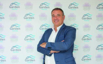 Gabriel Llobera, vicepresidente ejecutivo de Garden Hotels