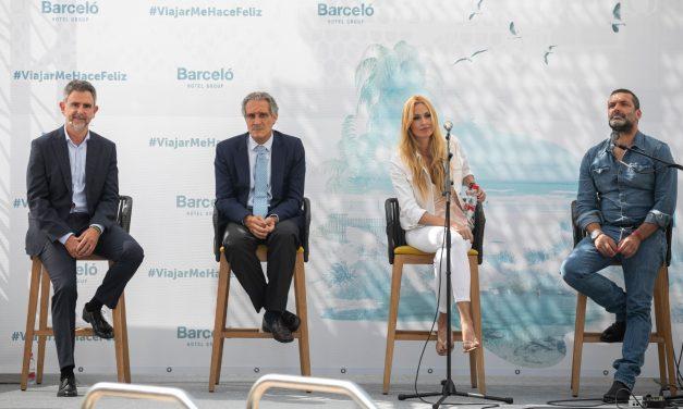 """Barceló Hotel Group presenta su campaña para este verano bajo el lema """"Viajar me hace feliz"""""""