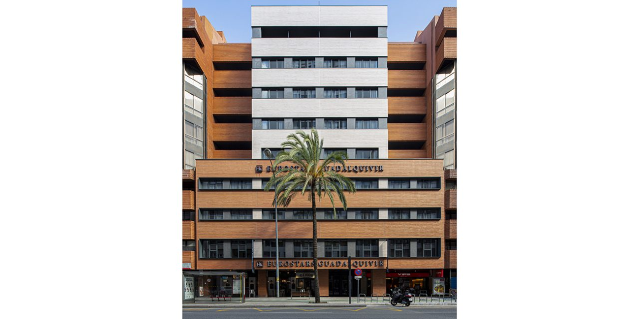 Grupo Insur finaliza las obras del Hotel que explotará Grupo Hotusa bajo el nombre de Eurostars Guadalquivir