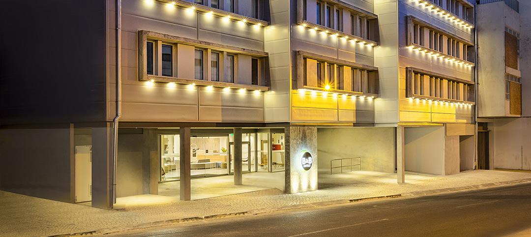 B&B HOTELS CONTINÚA CON SU APUESTA POR PORTUGAL Y ABRE SU PRIMER HOTEL EN OPORTO PROMOVIDO POR TEN BRINKE