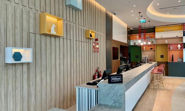 Abre sus puertas el primer Hampton by Hilton de Barcelona
