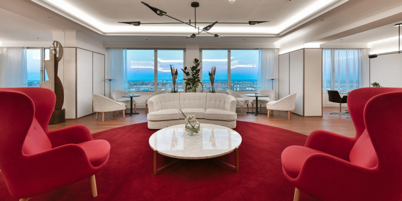 El hotel NH Collection Eurobuilding de Madrid acoge la nueva exposición del Club de las mujeres (In)visibles