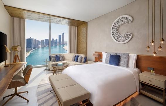 ST. REGIS HOTELS & RESORTS INAUGURA UNA NUEVA Y GLAMUROSA REFERENCIA EN EL MUNDO DEL LUJO EN EL CENTRO DE DUBAI